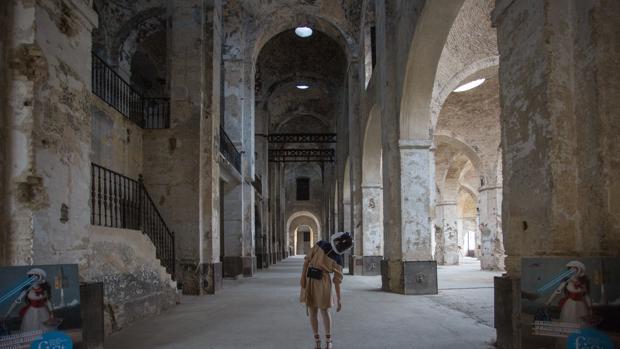 La Fábrica de Artillería, en San Bernardo, está siendo restaurada actualmente