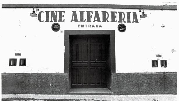 Cine de verano Alfarería, Triana