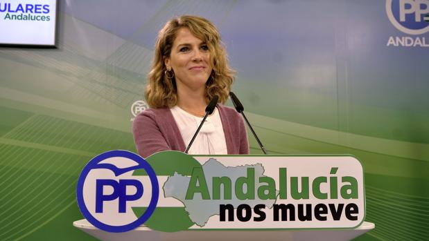 Ana Mestre destacó ayer que el PP está en contra de los recortes sanitarios en verano