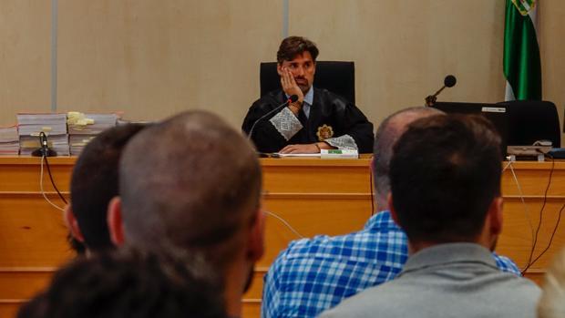 El superintendente de la Policía Local Juan José García