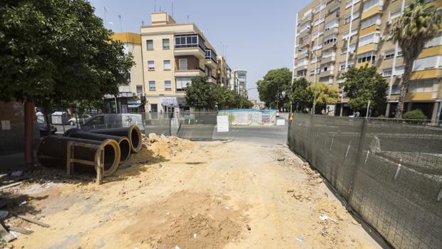 El intento de secuestro se produjo en la avenida del Greco, en las inmediaciones de una sucursal