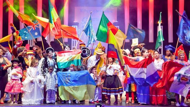 Festival de las Naciones de Sevilla