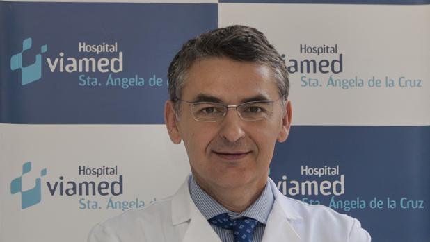 El doctor Manuel Blanco Suárez