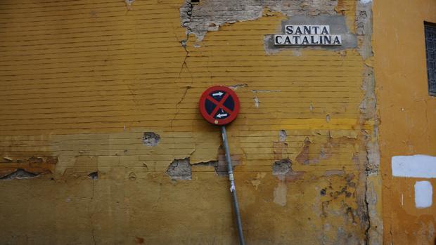 Santa Catalina, en la encrucijada, cuando no había quien la salvara