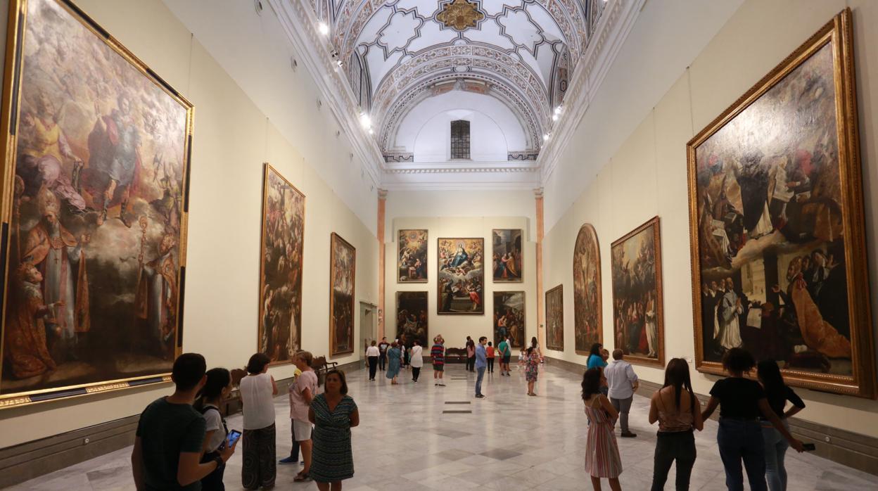 El Museo De Bellas Artes De Sevilla La Guía Para No Perderte Nada