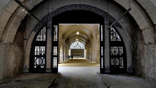 Las Atarazanas de Sevilla, cuyo proyecto se ha retrasado