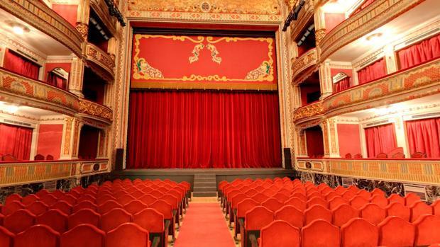 Herido Un Trabajador Del Teatro Lope De Vega De Sevilla Tras Recibir