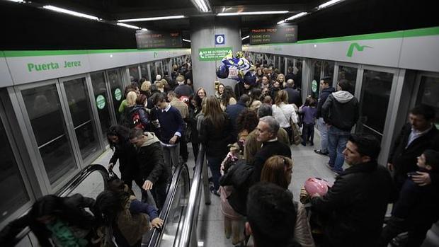 Estación Puerta Jerez
