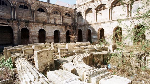 Claustro del convento de San Agustín