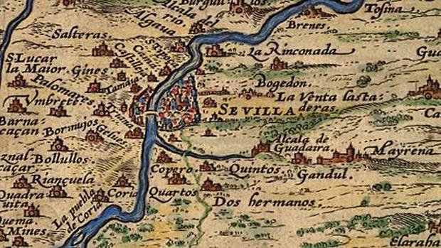 Leyendas imposibles de Sevilla