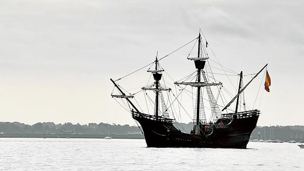 Los marinos españoles, antes de iniciar el cruce del Atlántico, estaban obligados a hacer escala en las islas Canarias