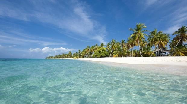 Isla Saona, en Dominicana